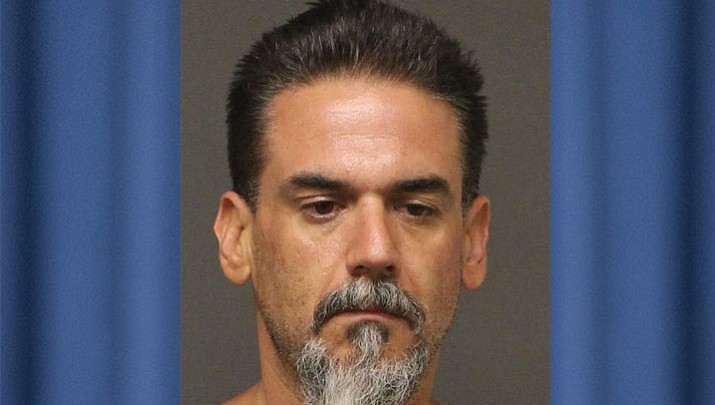 Kingman man arrested after leading law enforcement in chase around the region