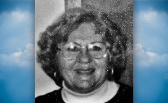 Joan Florence (Ash) Holevar, 85