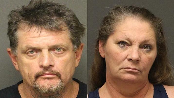 Kingman duo arrested for felony shoplifting