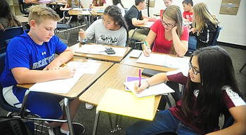 AZMerit scores are in, with mixed results photo