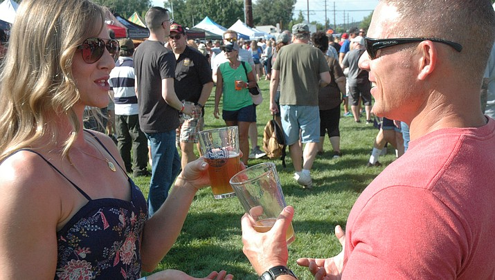 Beer, tunes flow to benefit Boys & Girls Clubs