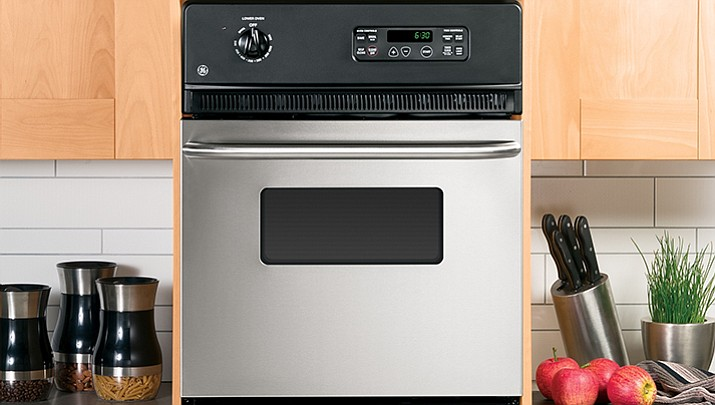 A General Electric wall oven, available at Sears.com. (Courtesy)