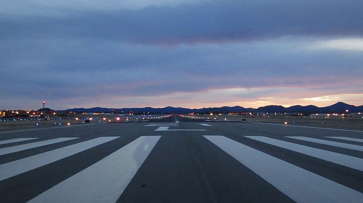 Cleared for takeoff: Booking is underway for United Express flights from Prescott to Denver, L.A.