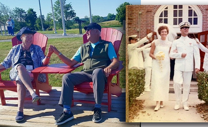 Julie and Ken Appletree celebrated 50 years of marriage on July 14.