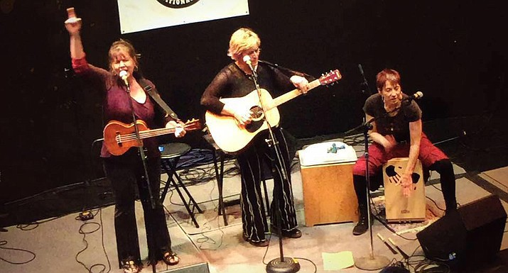 August keeps rockin' with Christy Fisher & Cattywampus rockin' the house at Vino Di Sedona, Wed, Aug 15, 7-10 PM, Christy will be leading a fun blend of acoustic pop, and original songs by Christy Fisher (vocals, ukulele, keyboard).