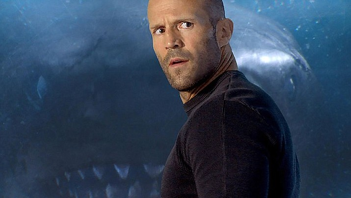 Movie Review: 'The Meg' takes the science out of sci-fi