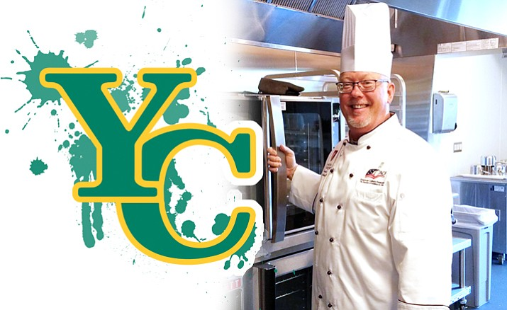 Robert K. Barr, an award-winning executive chef who has worked as instructor, restaurant owner and resort administrator — and who has served as personal chef to Ray Charles, Reba McEntire and former Vice President Dan Quayle — has been selected as Yavapai College's new Culinary and Hospitality Program Director.