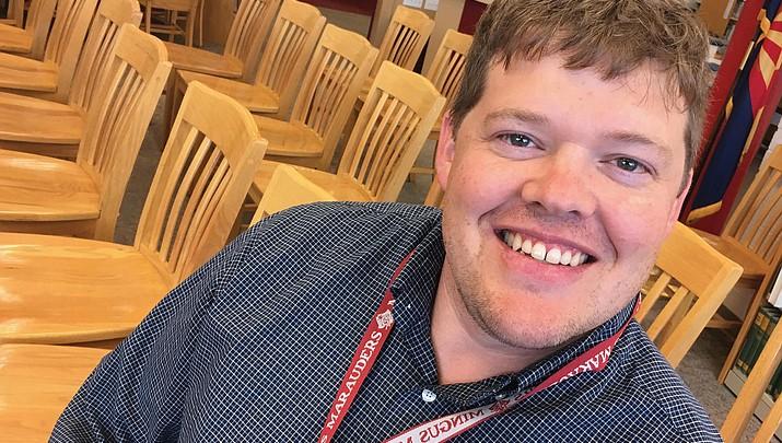 VERDE VALLEY EDUCATOR OF THE WEEK: Dave Beery
