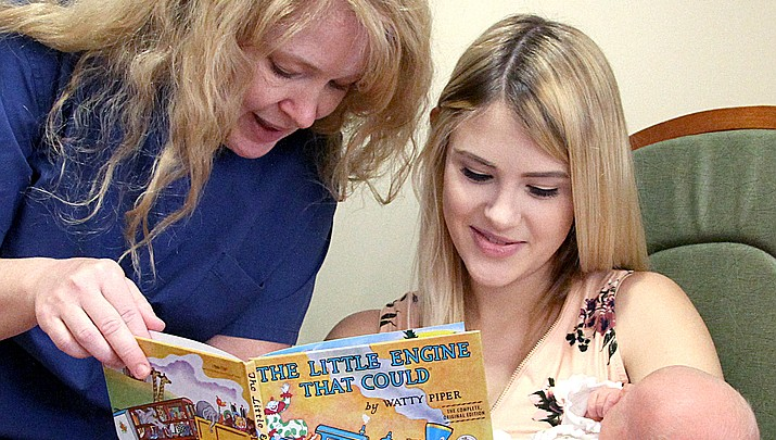Imagination Library partners with Verde Valley Medical Center