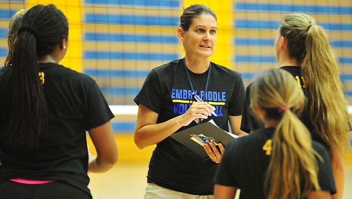 Embry-Riddle volleyball receives Top 25 votes in NAIA national poll