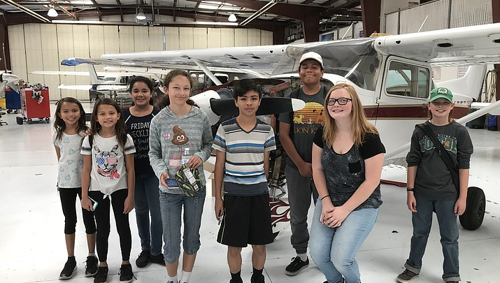 Fossils, forensics and flight topics for summer camp