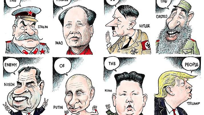 Editorial cartoon | Aug. 15, 2018