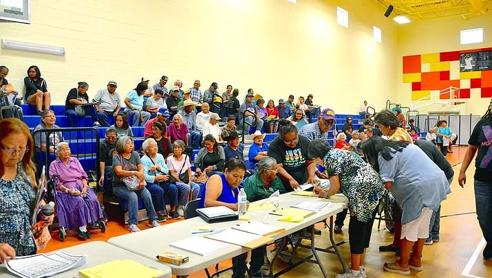 Navajo elders successfully obtain delayed birth certificates