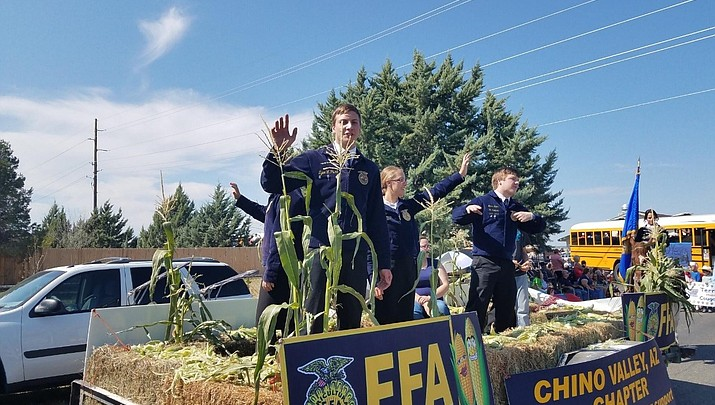 Chino Valley's FFA chapter to host annual Corn Dinner on Sept. 1
