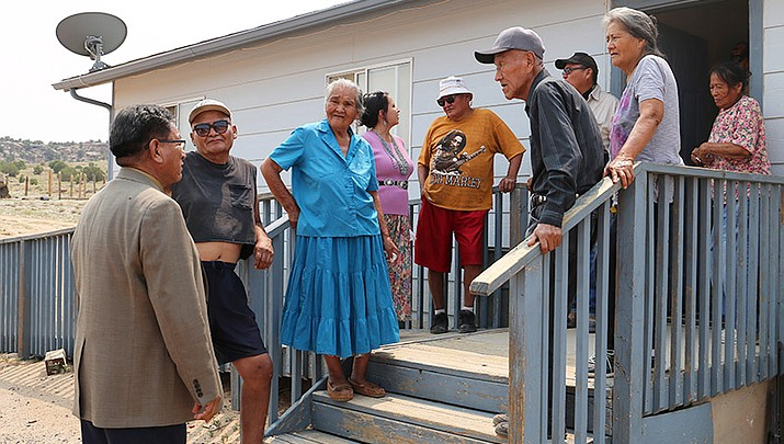 Big Navajo Energy powers homes on Hopi Partitioned Land