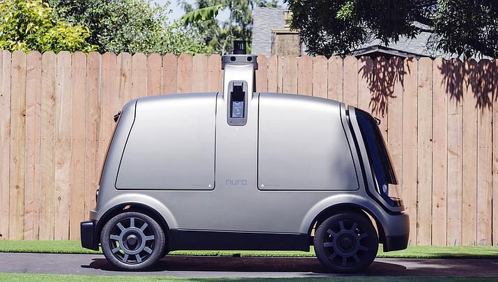 Kroger begins testing driverless grocery deliveries in Scottsdale