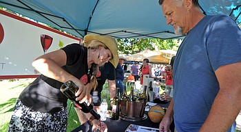 Sharlot Hall celebrates anniversary with sixth annual WineFest on Saturday photo