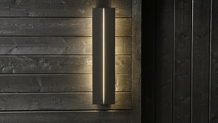 RIGHT AT HOME: Don't forget sconces in your lighting plan
