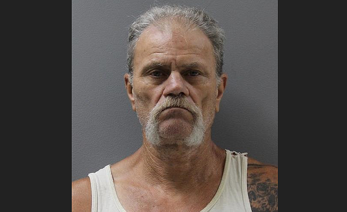 Mark Bowdish, 57, has been arrested for allegedly selling meth out of a Prescott hotel room. Bowdish was once the co-owner/manager of the Drunken Lass Irish Pub, which closed in 2016 due to financial difficulties.