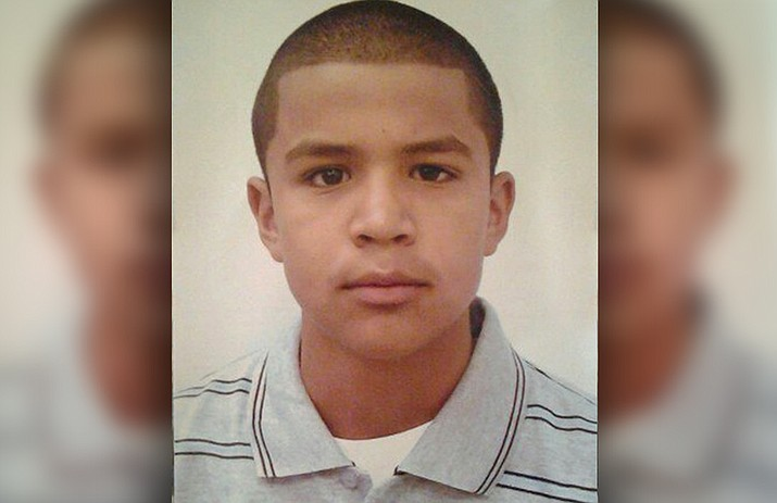 Mexican youth Jose Antonio Elena Rodriguez, 16, was allegedly shot and killed by Border Patrol agents in October 2012. A U.S. border patrol agent was found not guilty of second-degree murder, and will be going to trial for manslaughter Oct. 23, 2018. (Daily Miner file photo)
