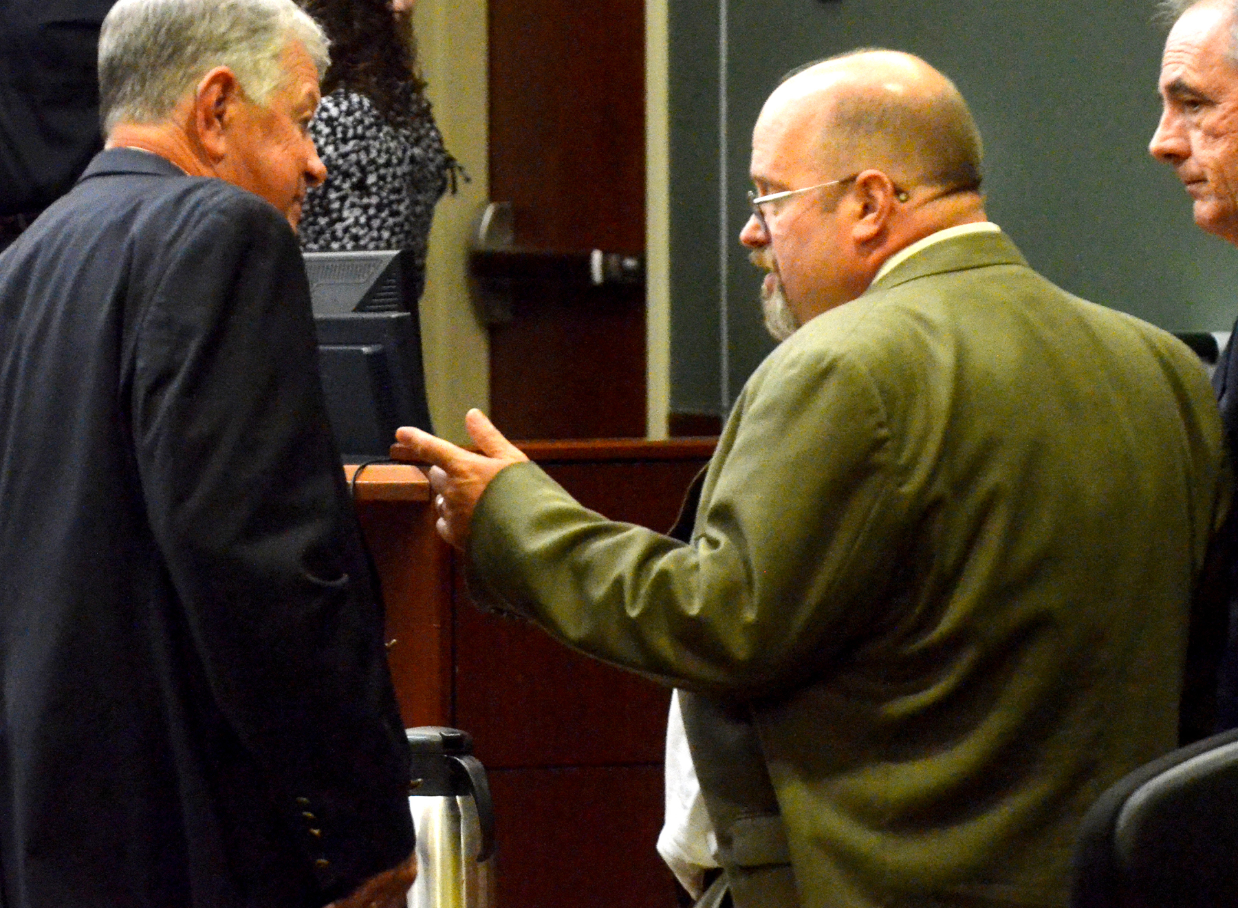 Chantry Trial: Jury deliberations to continue Tuesday in pastor