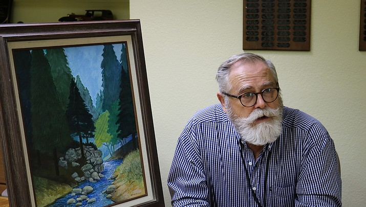 Kingman Area Chamber of Commerce features local artists