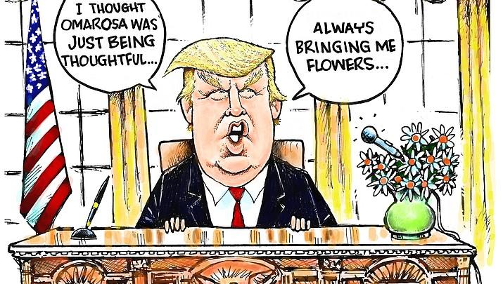 Editorial Cartoon | August 19, 2018
