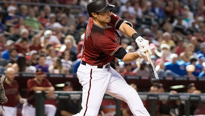 Pollock's blast gives D-backs win over Padres