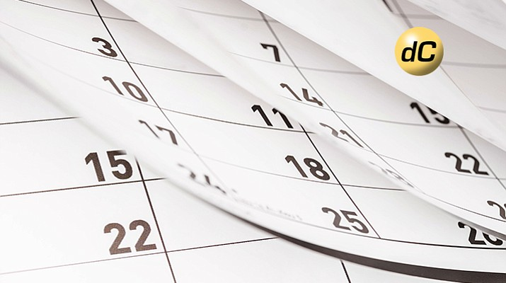 Calendar of Events:  Nov. 14-15