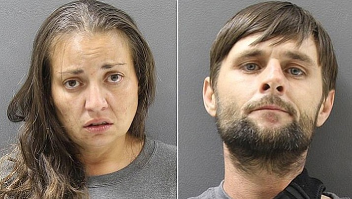 Juliana Moreno and Daniel Terry of Chino Valley. (Chino Valley Police)