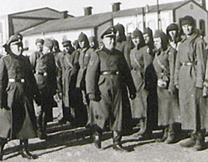 Karl Streibel (born October 11, 1903), commandant of Trawniki concentration camp. Trawniki is the same camp where Jakiw Palij trained and served as a guard. (Photo by Staatarchiv, PD-US-no notice, https://bit.ly/2MIzHPo)