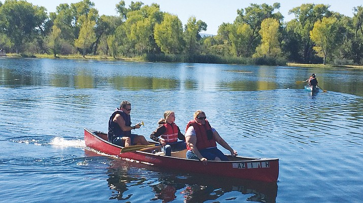 In past years, Verde River Day has attracted more than 4,000 local and out-of-area visitors, who come to enjoy this free event, and learn about the importance of our Verde River to all the creatures who depend on it and to the economy of the Verde Valley. VVN file photo