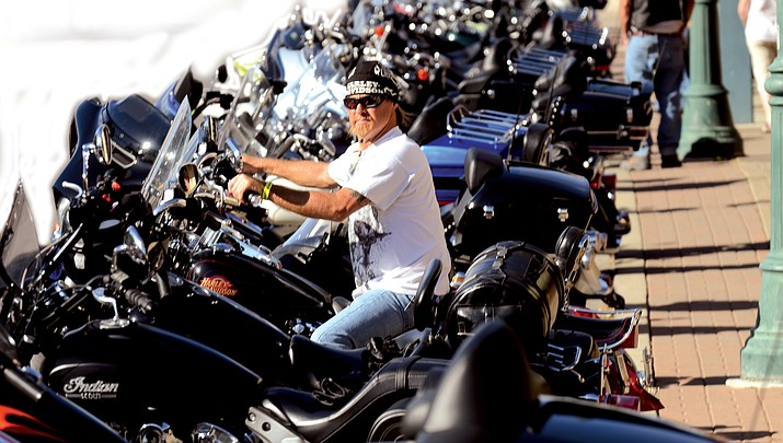 Thunder Valley Rally will host a myriad of entertainment, vendors, food and drink for motorcycle enthusiasts from all walks of life.  Big names like names like Rickey Medlocke and Jonny Lang will also be providing weekend entertainment.  VVN file photo