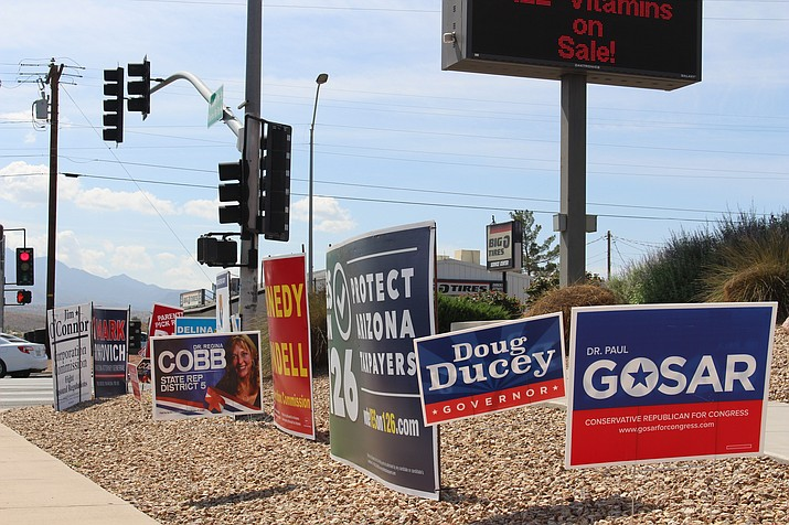 An education advocacy group has put together an online source for voter information, with an emphasis on key issues dealing with schools, teachers and students. (Daily Miner file photo)