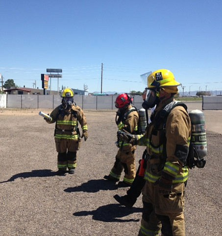 The Kingman Fire Department is looking to the public for input on the services it provides. (Daily Miner file photo)