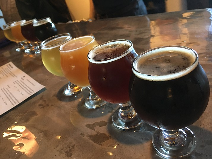 These three Verde Valley couples share more than just their love for beer.