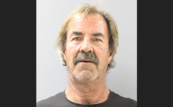 Warren Porter Jr., 56, was arrested Monday, Aug. 27, following a shooting incident over a reported property line dispute in Ash Fork.
