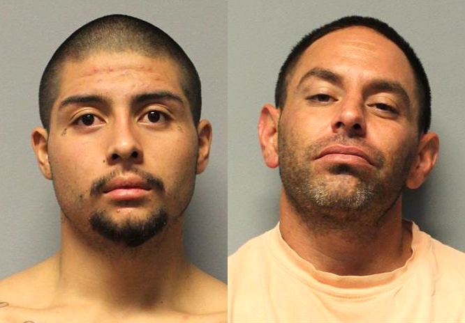 Two men jailed following robbery, stabbing in Verde Village