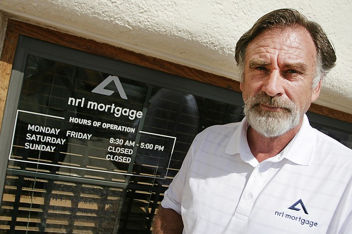 John Smoley recently opened NRL Mortgage in Camp Verde, at 567 S. Main St., Suite G. VVN/Bill Helm