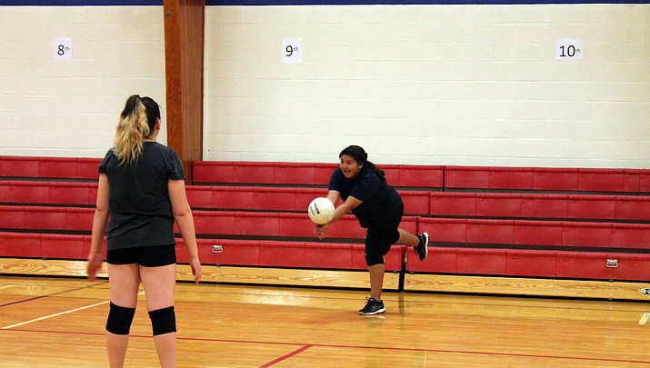 Photo highlights: Grand Canyon Phantoms volleyball prepares for the season