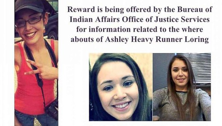 Ashley Loring-Missing