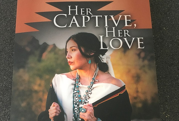 """Her Captive, Her Love"" by Evangeline Parsons-Yazzie is the third novel that follows the Naabeehó's family's resilience during the Navajo Long Walk."