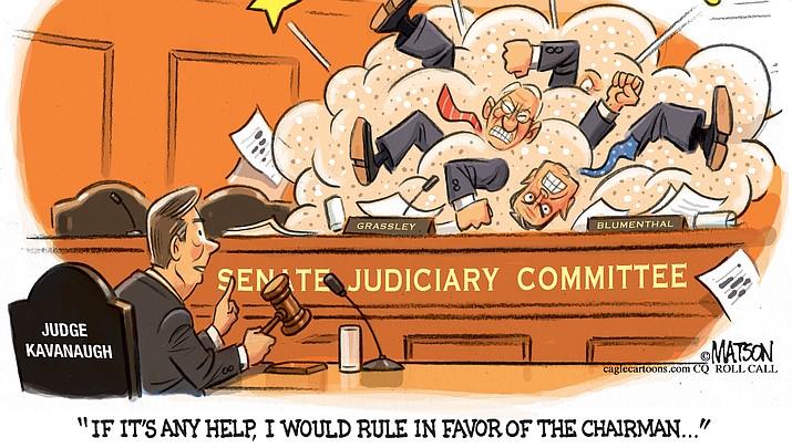 Editorial Cartoon | September 5, 2018