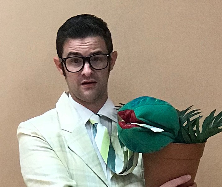 """Seymour"" of Little Shop of Horrors. (Courtesy)"