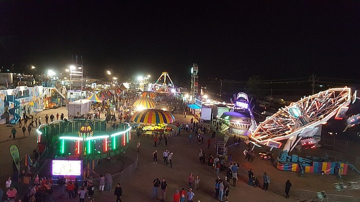 The Mohave County Fair starts Thursday. (Daily Miner file photo)