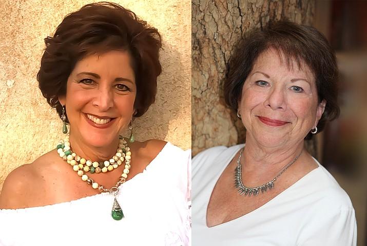 Carol Kahn, Robin Garman