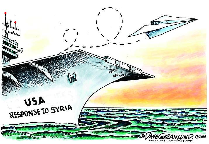 Editorial cartoon (2): Sept. 11, 2018