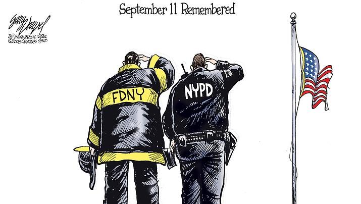 Editorial Cartoon | September 11, 2018