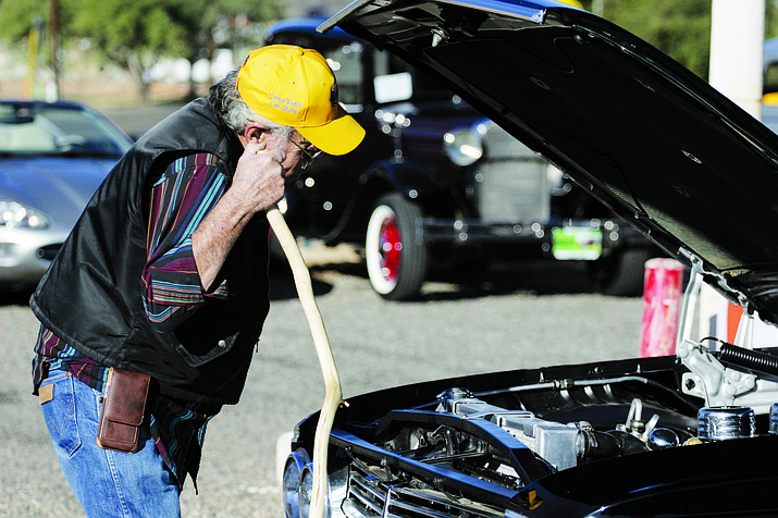 Held the past few years at Rio Verde Plaza on Main Street, the annual Camp Verde Lions Club Car Show will take place from 7 a.m. until 2 p.m. Saturday, Oct. 13 during Fort Verde Days. VVN/Bill Helm