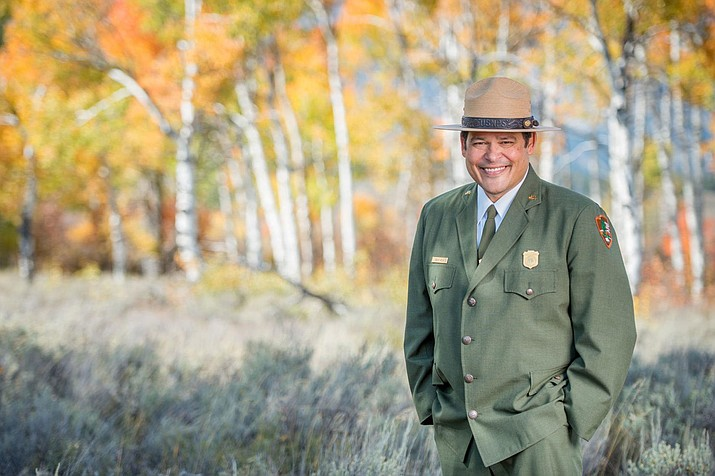 Grand Teton National Park Superintendent David Vela has been nominated to lead NPS. (Photo/NPS)